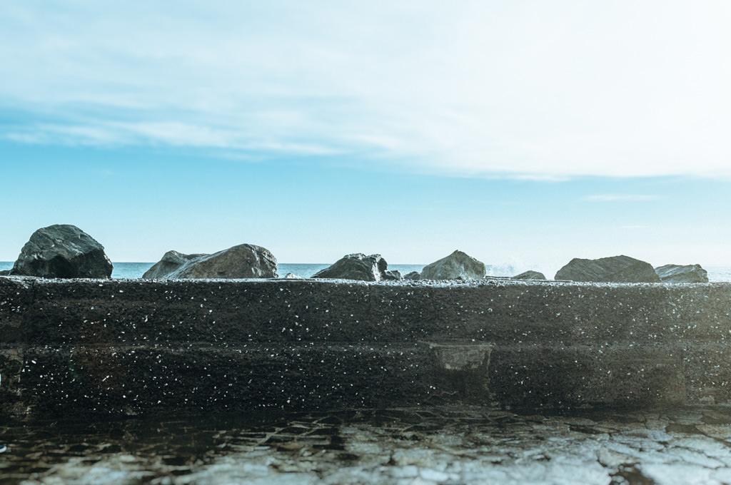 zdjęcia nad morzem