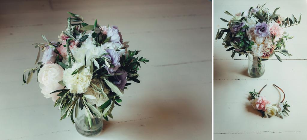 bukiet ślubny pani kwiatkowska