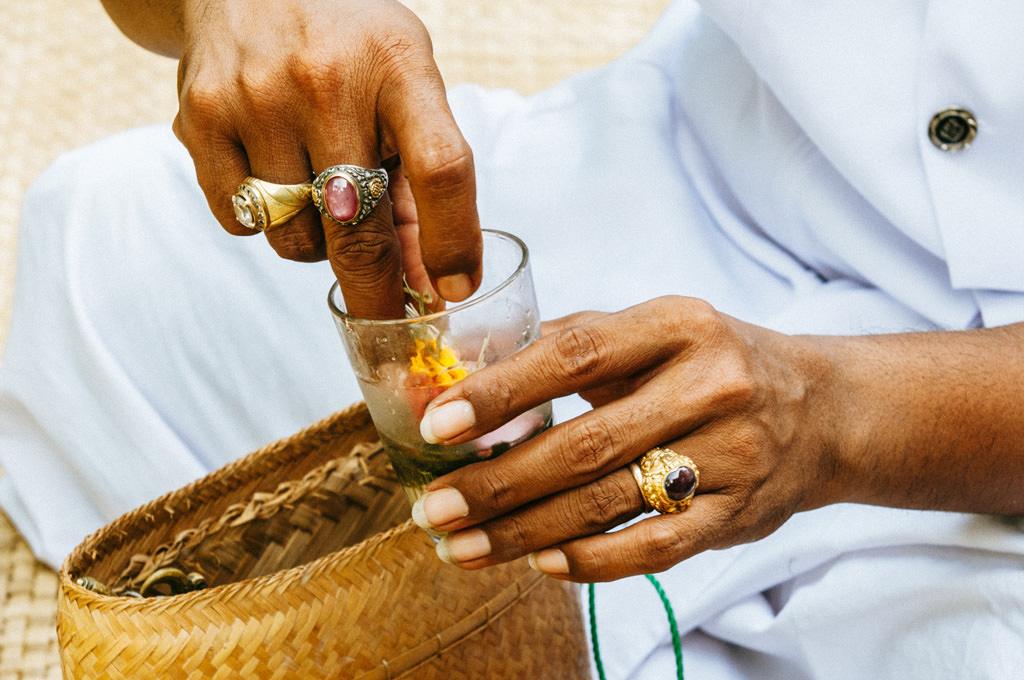 egzotyczny ślub