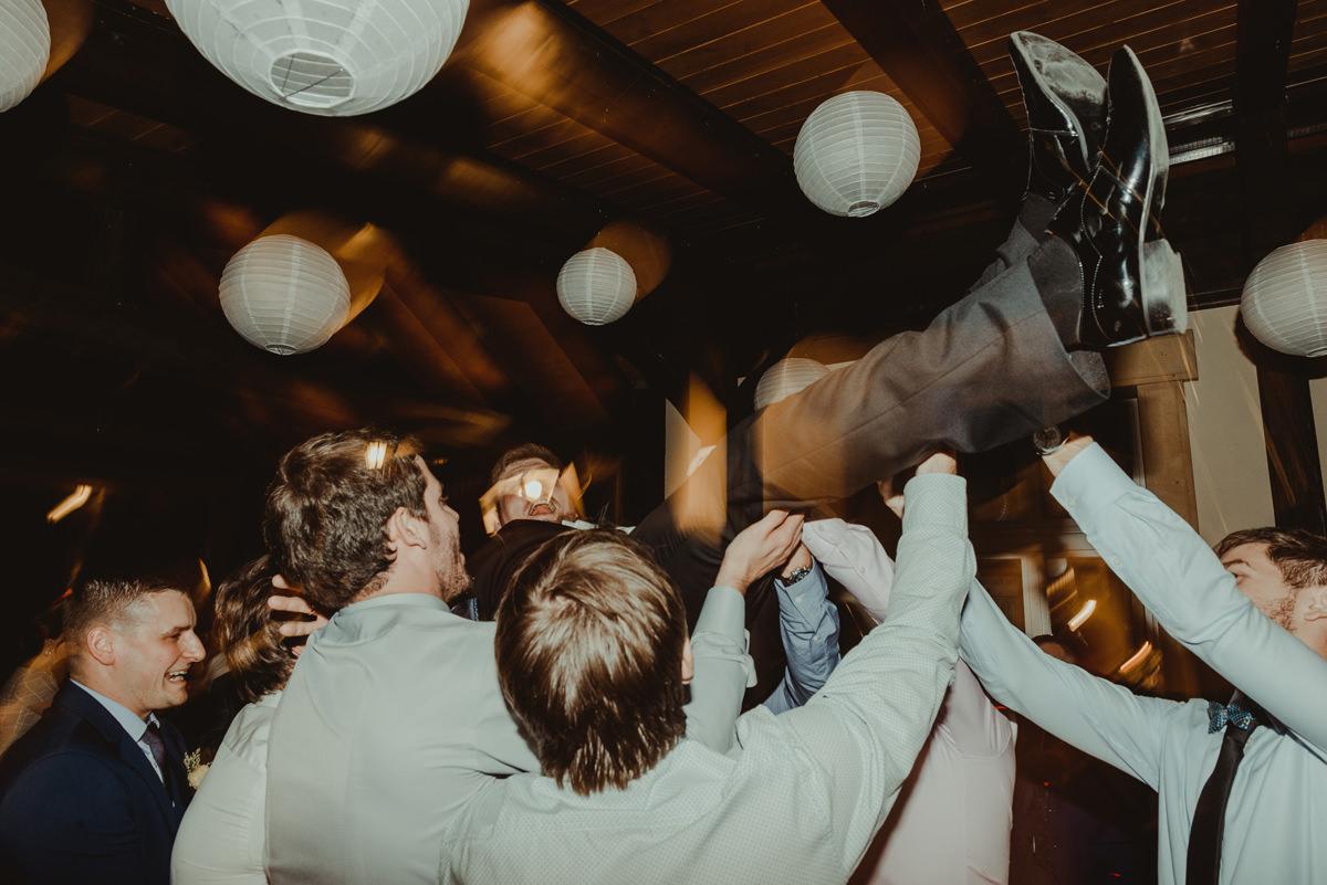 szalone tańce na weselu
