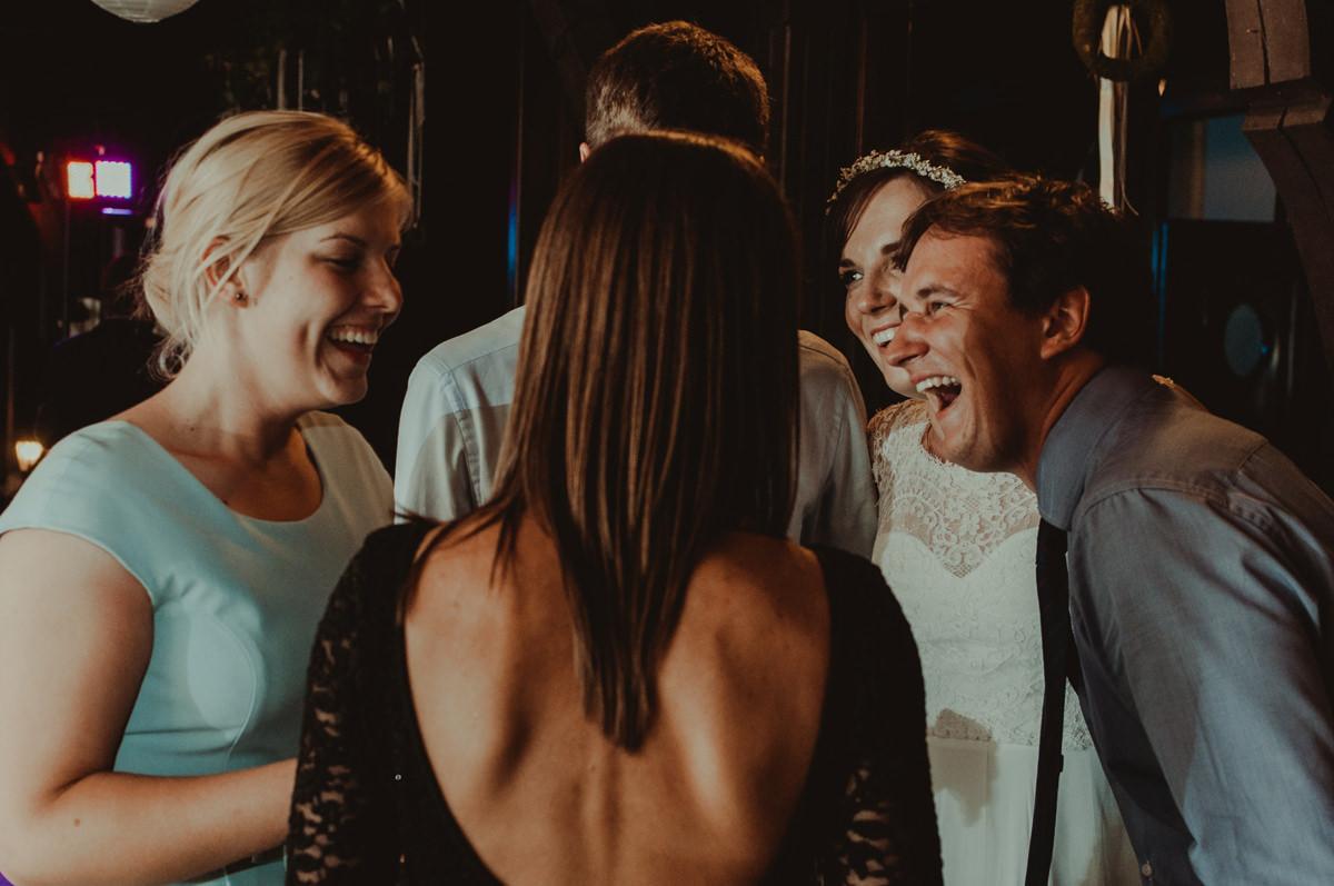 przyjęcie weselne w Leśniczówce