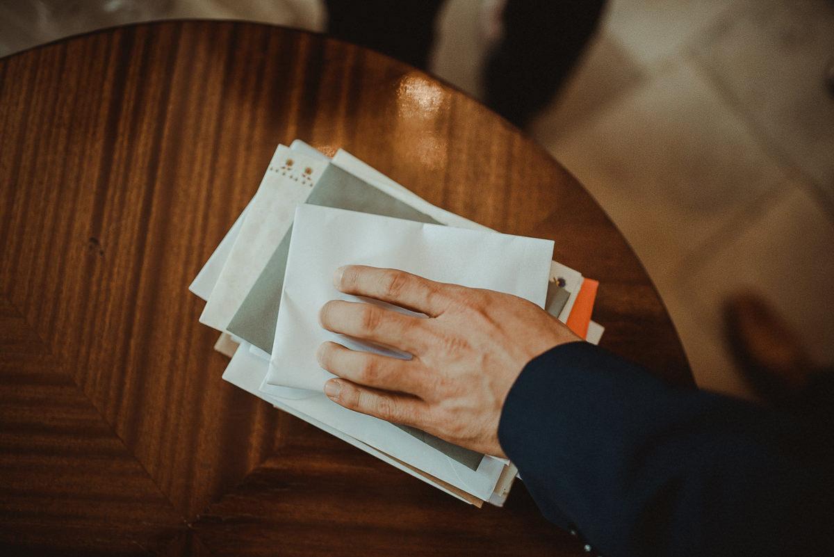 koperty na ślubie