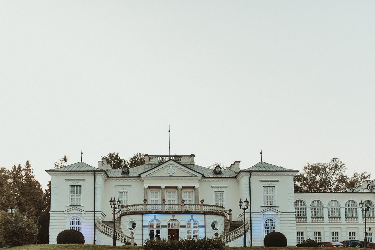 pałac Radziwiłłów Balice