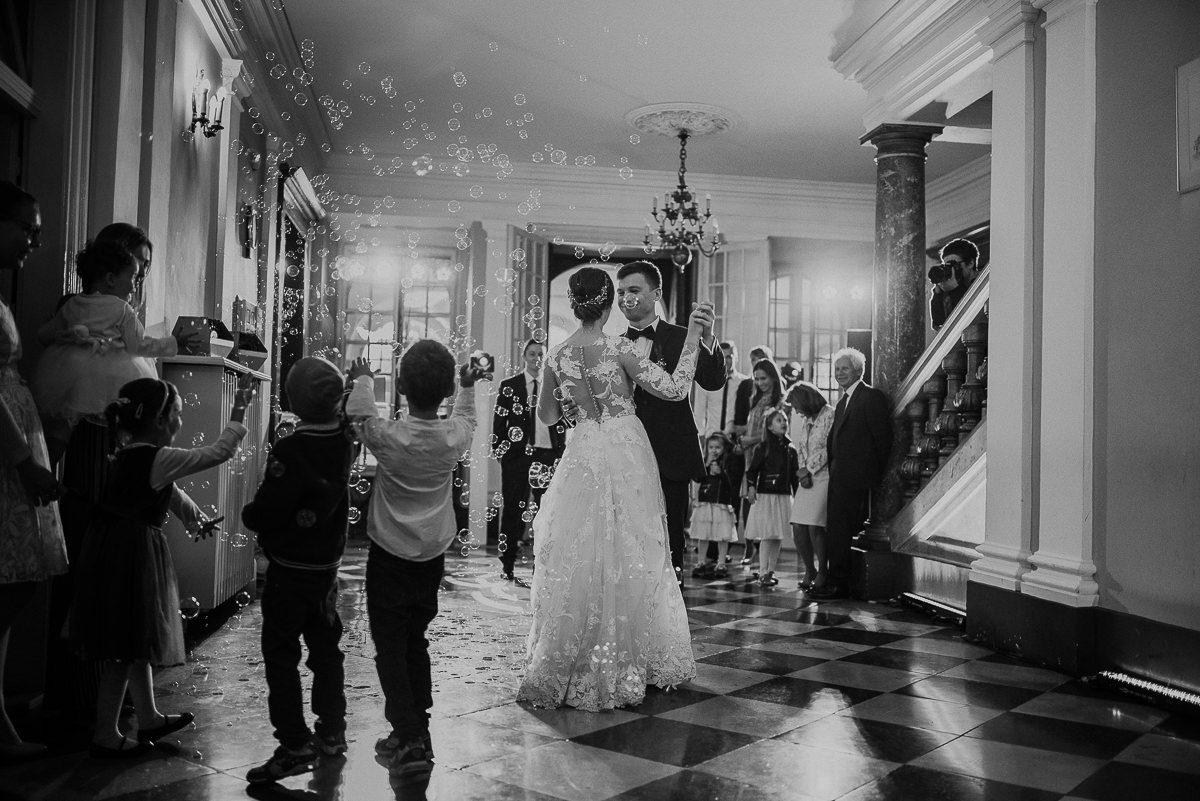 Pierwszy taniec pałac Radziwiłłów Balice