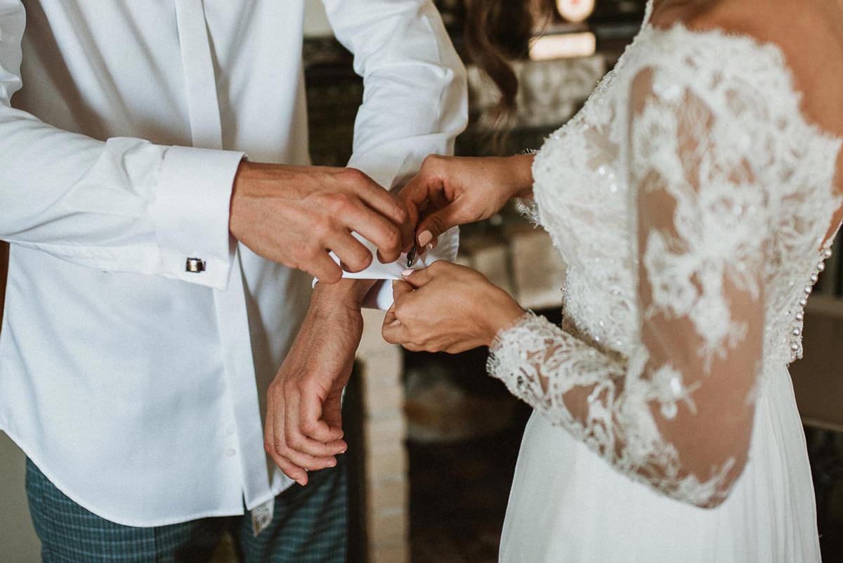 przygotowania do ślubu we dwoje