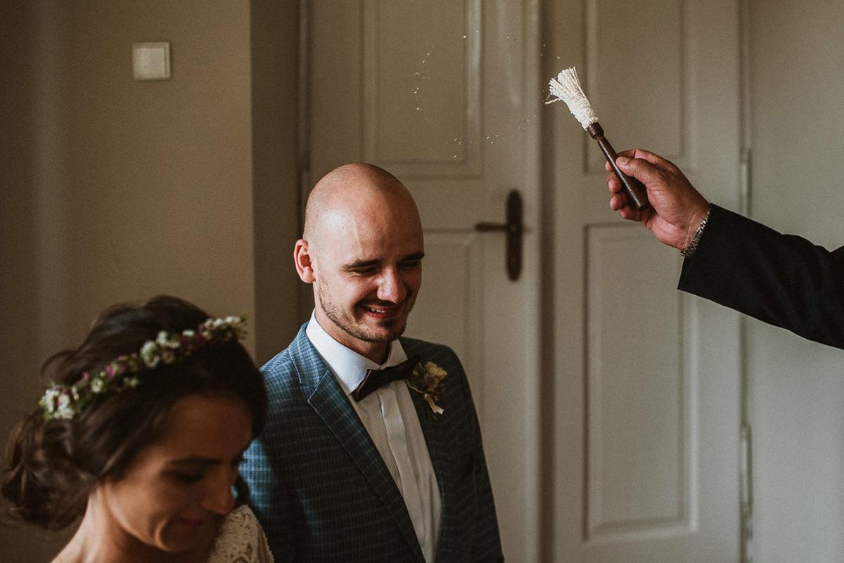 błogosławieństwo przed ślubem dolina cedronu