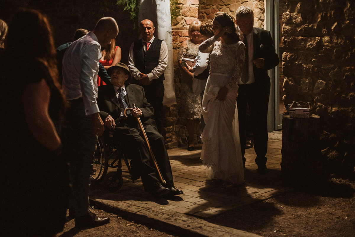 wesele w dolinie cedronu