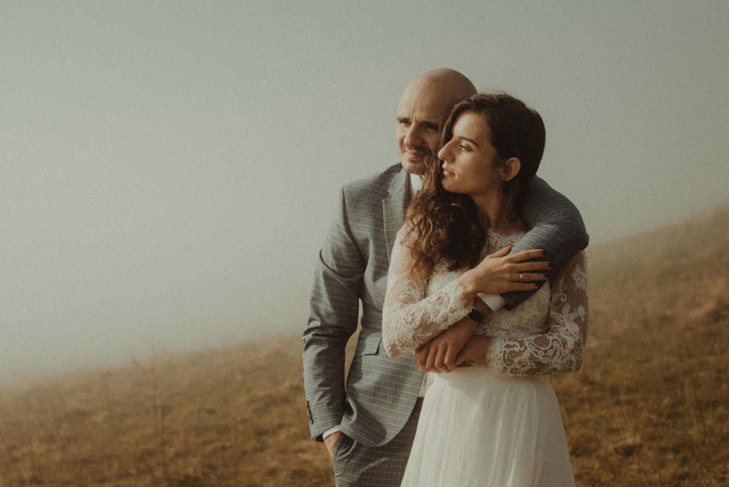 Plener ślubny w Beskidach. Kasia i Adam 12