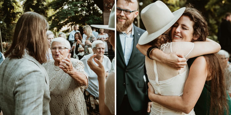 Ślub plenerowy w Kotulińskiego 6. Sabina i Kuba 2