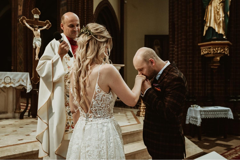 ślub w bazylice św Antoniego rybnik