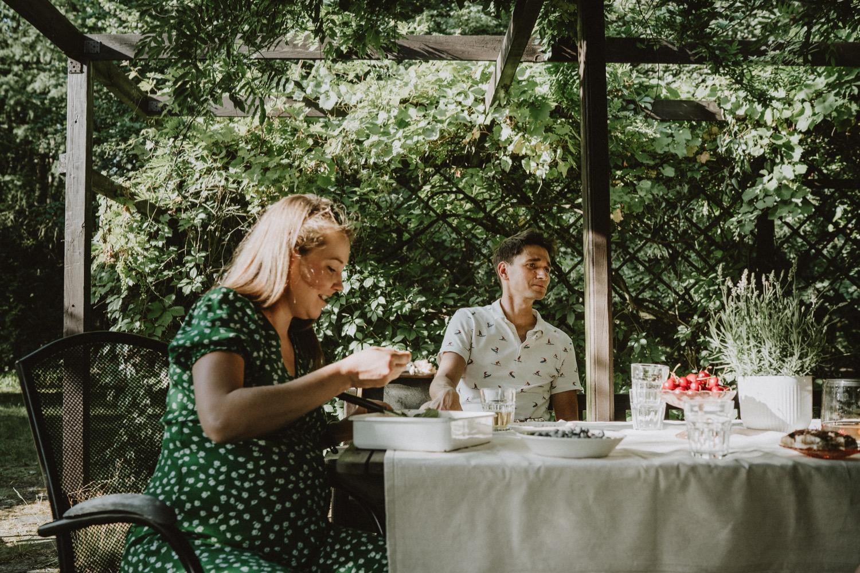 Aga, Adaś i Janka. Sesja rodzinna 25